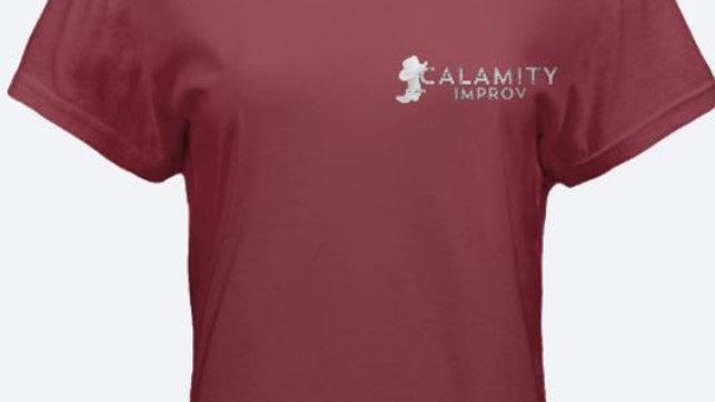 Women's Calamity Improv Crew Neck T-Shirt