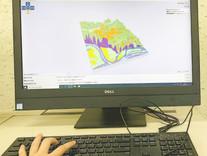 「GISを活用した防災に関する研究」に取り組んでいます。