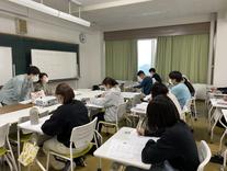 理数科の基礎力と授業力UPゼミ開始しました。