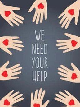 We need Funds 2021