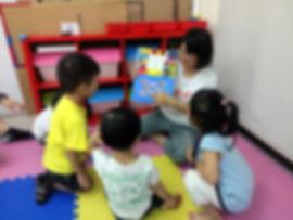 幼兒繪本主題課