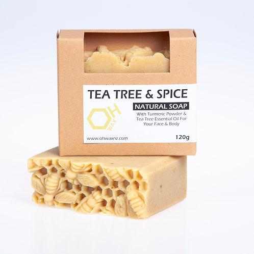 Tea Tree & Spice