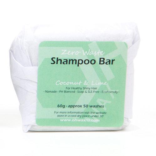 Coco-Lime Shampoo