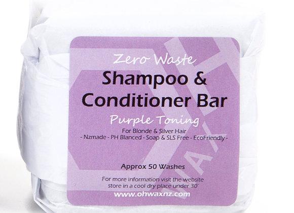 Purple Toning Hair Bar