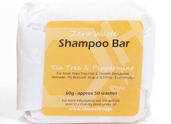 Tea Tree & Peppermint Hair Bars
