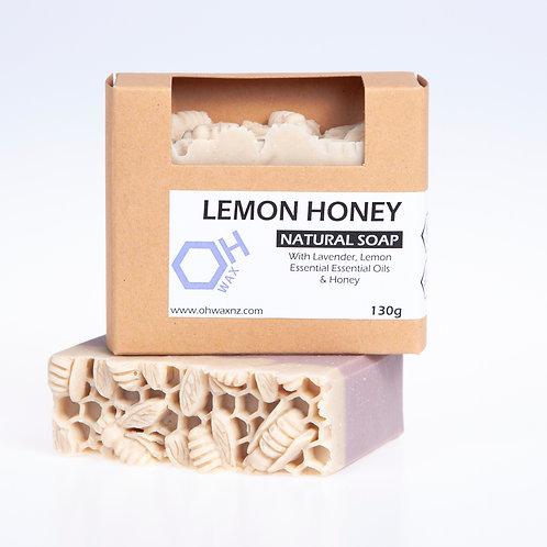 Lavender Lemon Honey