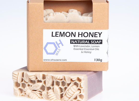 Lavender Lemon Honey