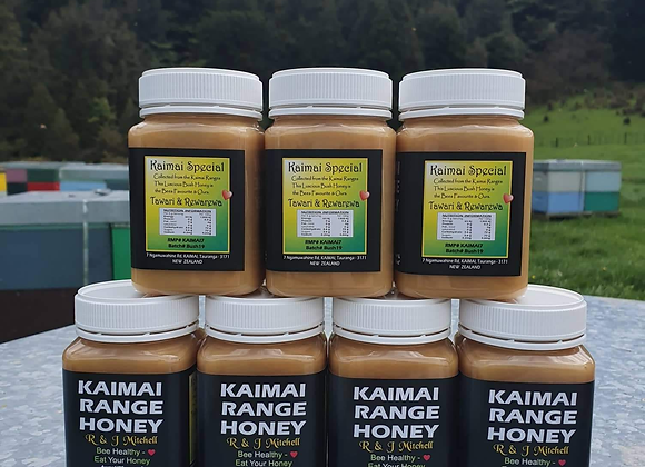 Bush Honey 500g