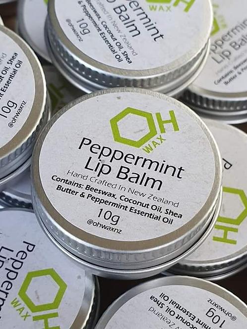Peppermint Lip Balm (10g)