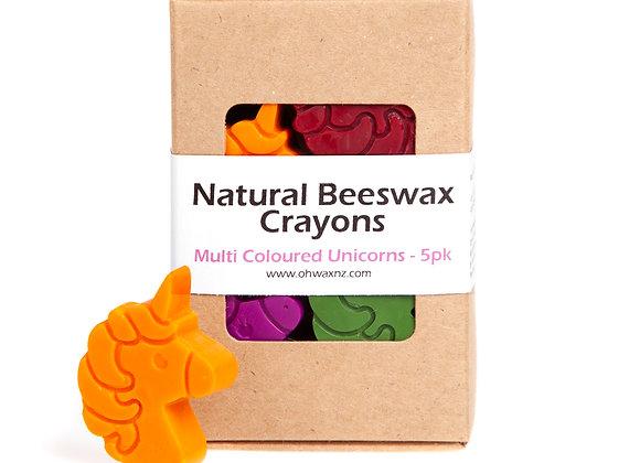 Unicorn Beeswax Crayons