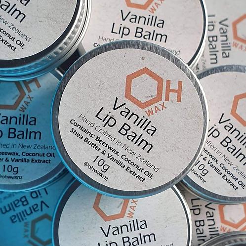Vanilla Lip Balm (10g)