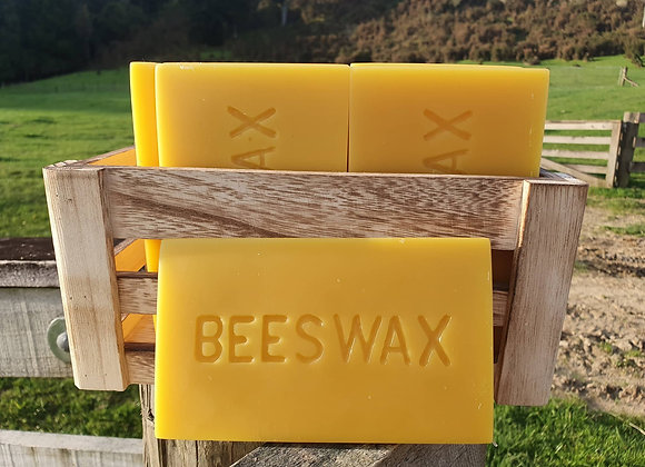 Beeswax Blocks (100g)