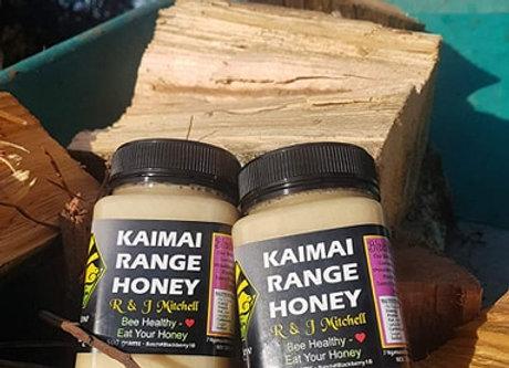 Blackberry Honey (500g)