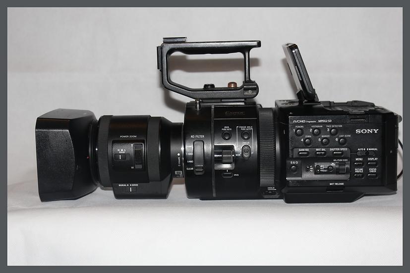 Sony FS700R - 4K RAW OUT