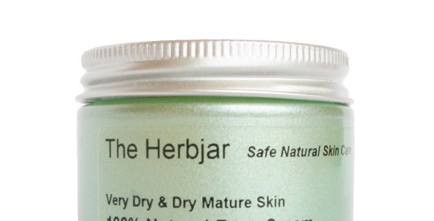 Dry or Mature Skin - 100 % Natural Face Cream