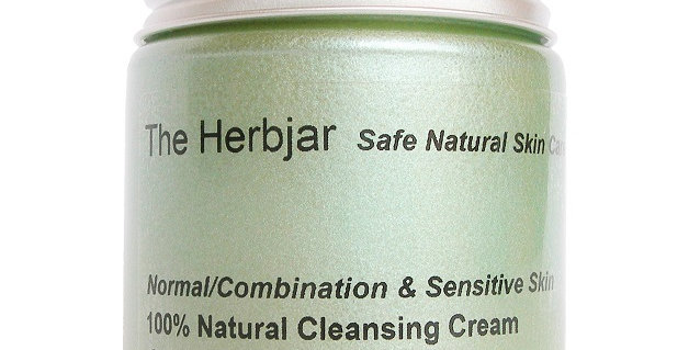 Normal/Combination & Sensitive Skin - 100% Natural Cleansing Cream