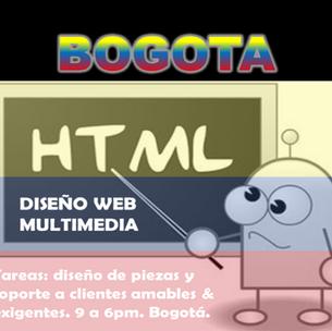 #BOGOTA • Estudiante avanzado html - css