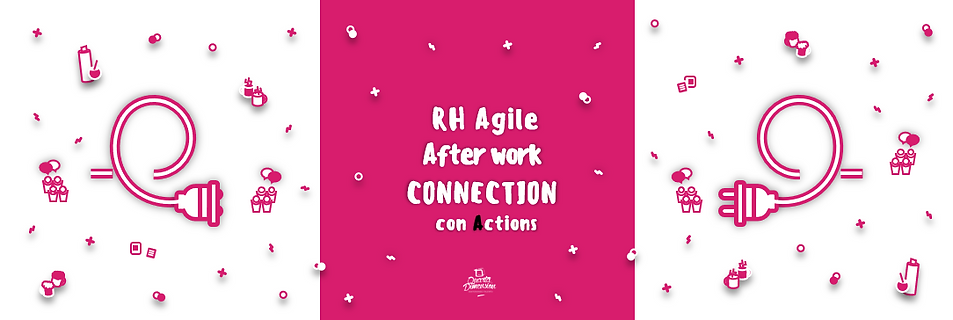 Flyer Inscripcion RH Agile AfterWork Con