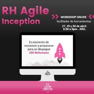 RH Agile Inception