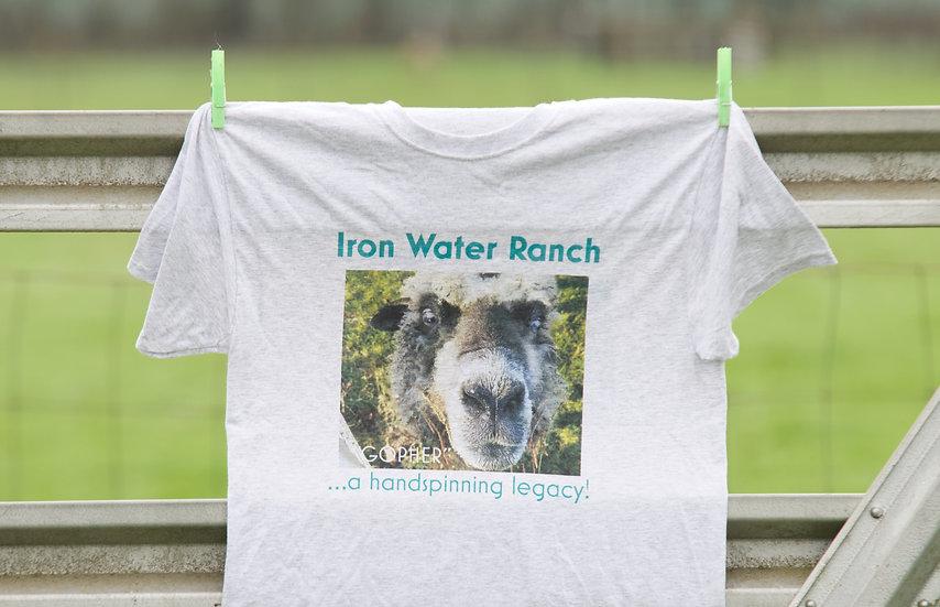 """IWR T-shirt """"Gopher"""""""