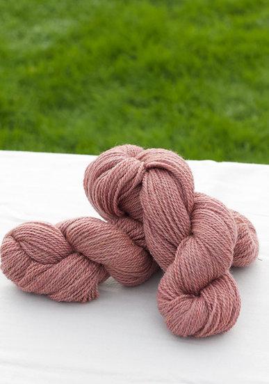 Dusky Rose - Romney Yarn