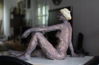 Ceramic lady