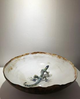 Lizard bowl (large)