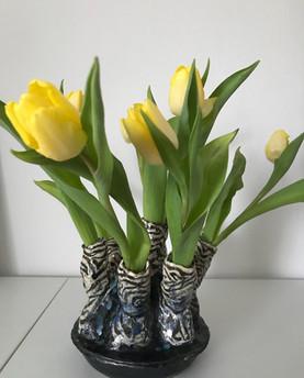 Ceramic vase 2