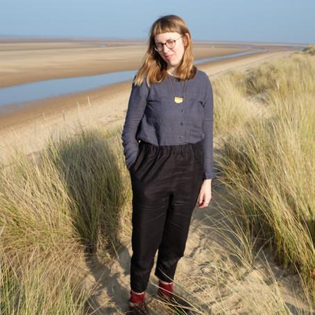 Interview with PHAEDRA clothing maker - Deva O'Neill