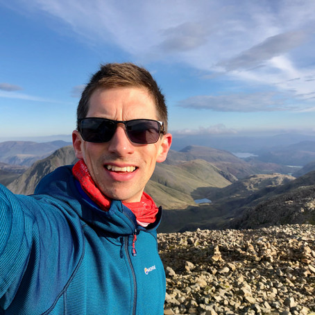 Interview with freelance tech consultant & outdoor blogger - Andy Darnton