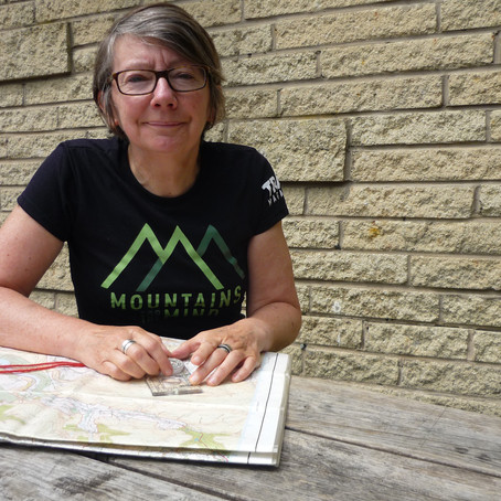 Her on a Hill - Navigating career change as a Mountain Leader
