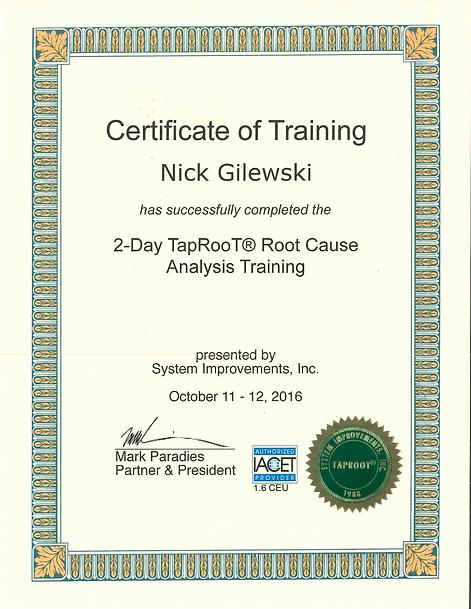 TAP ROOT Cause Analysis Training 2.png