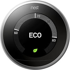 nest T3008US 3rd generation smart thermo