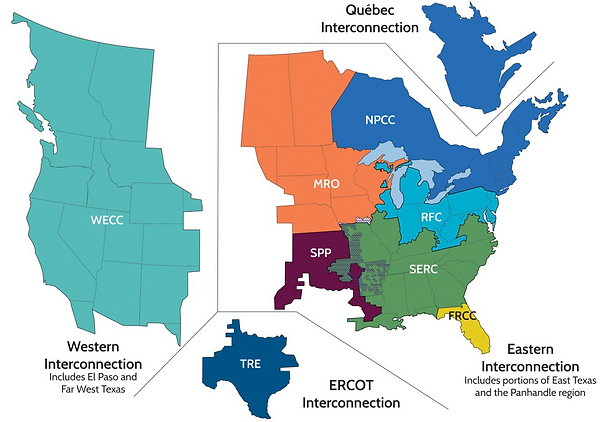 NERC interconnection map.PNG