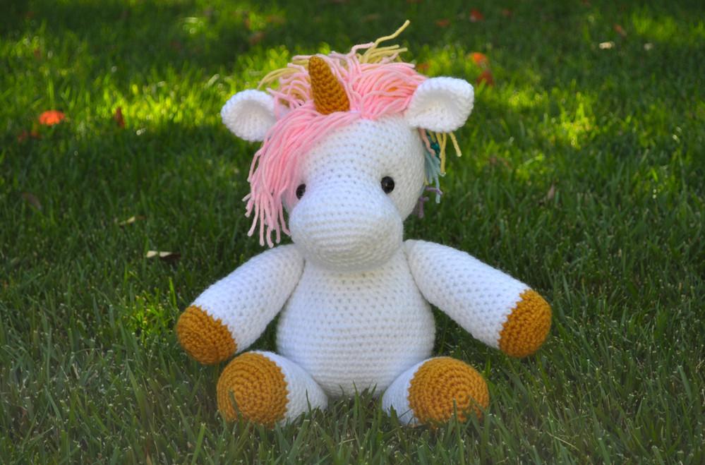 Shimmer the Unicorn