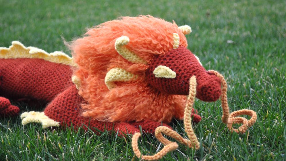 Morax the Dragon
