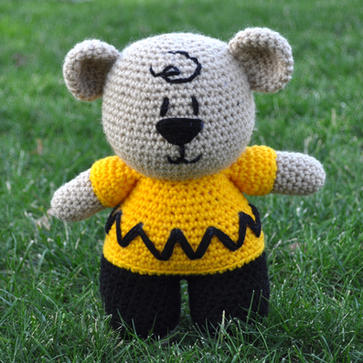 Charlie Brown Bear