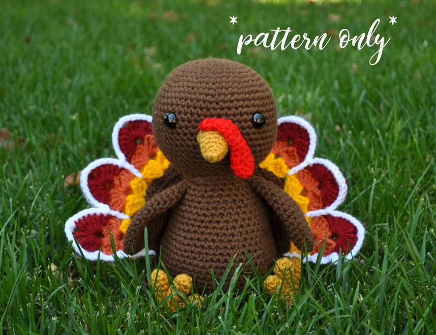 Thomas the Turkey Pattern