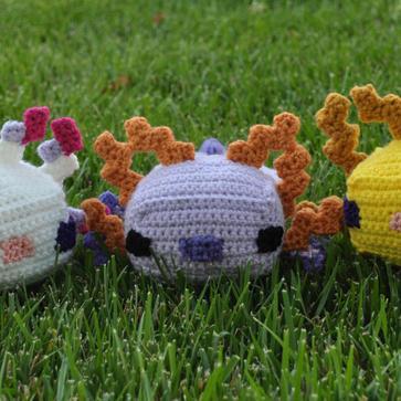 8-Bit Axolotls