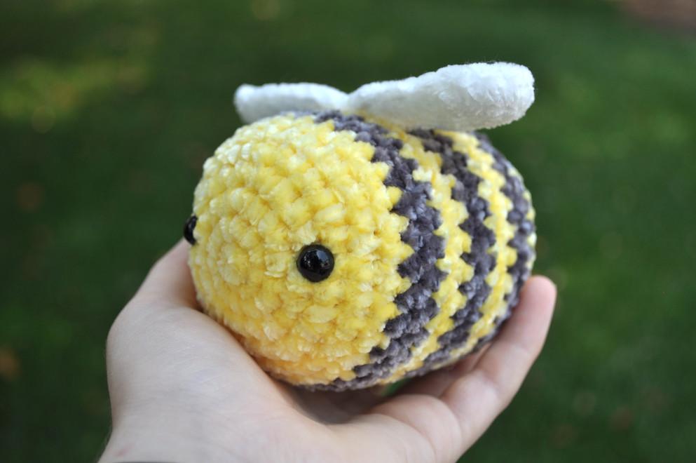 Bree the Velvet Bumblebee
