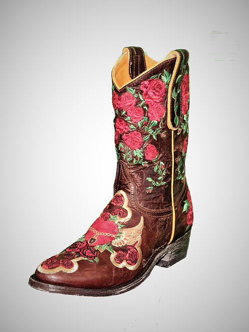 Bottes Paco Chicano pour Mexicana