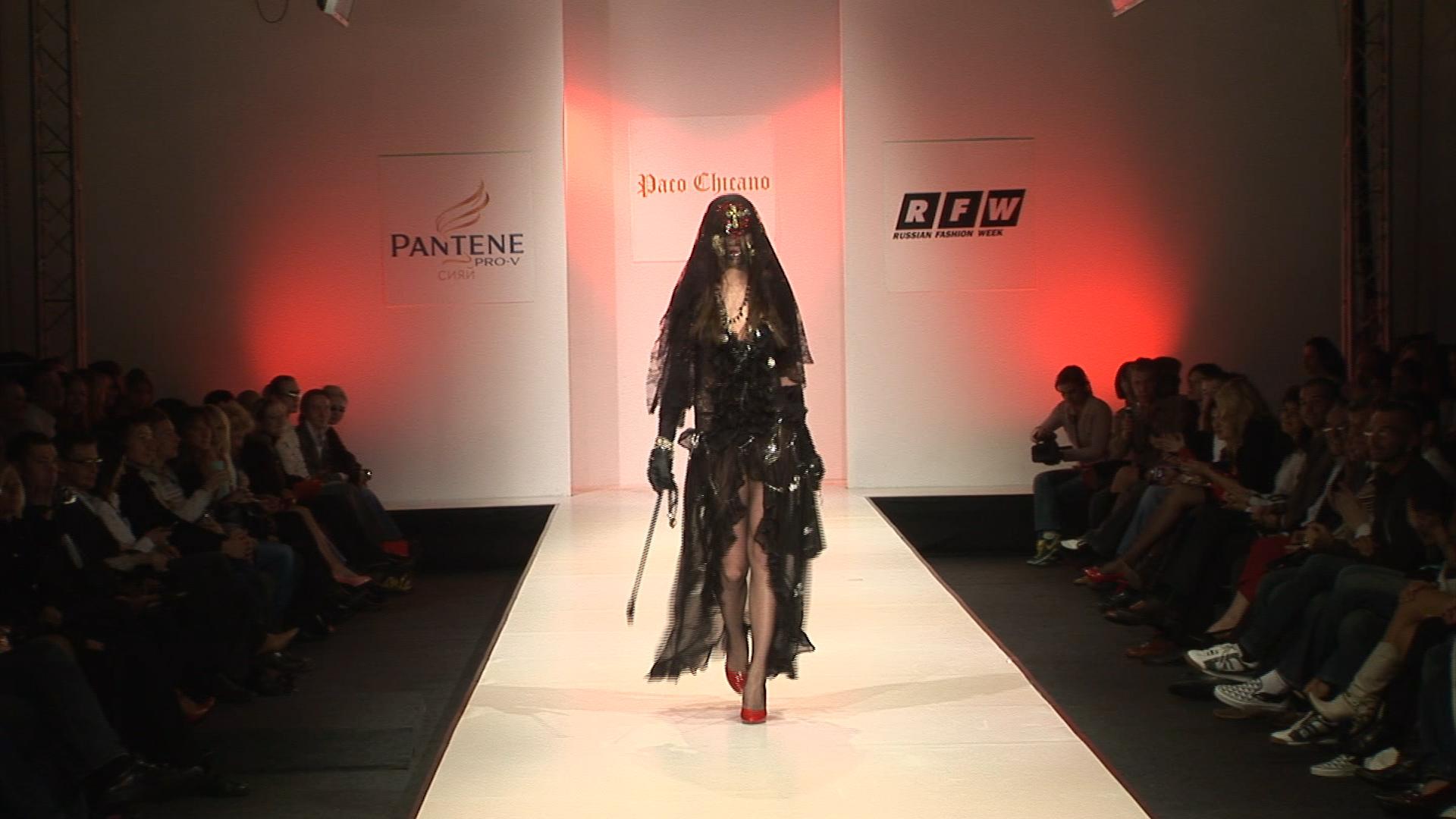 Fashion Show fille voilée