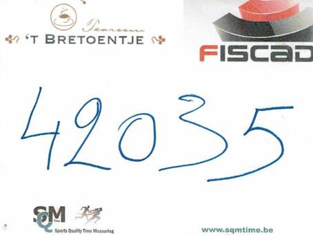 Nr 139: Schelde-Durme-Marathon (Hamme)
