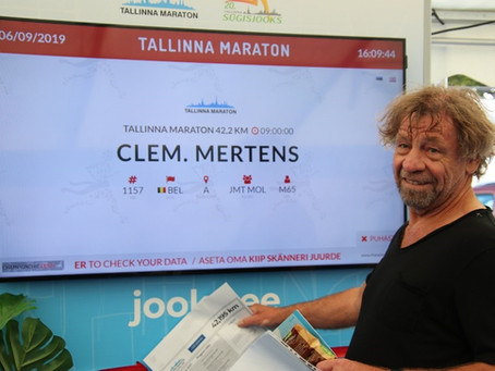 Tallinn Marathon  (Estland) - 147