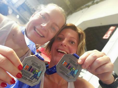 Marathon Barcelona: GE-WEL-DIG!