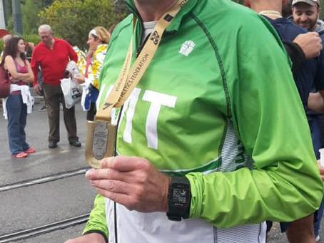 Marathon pensioen