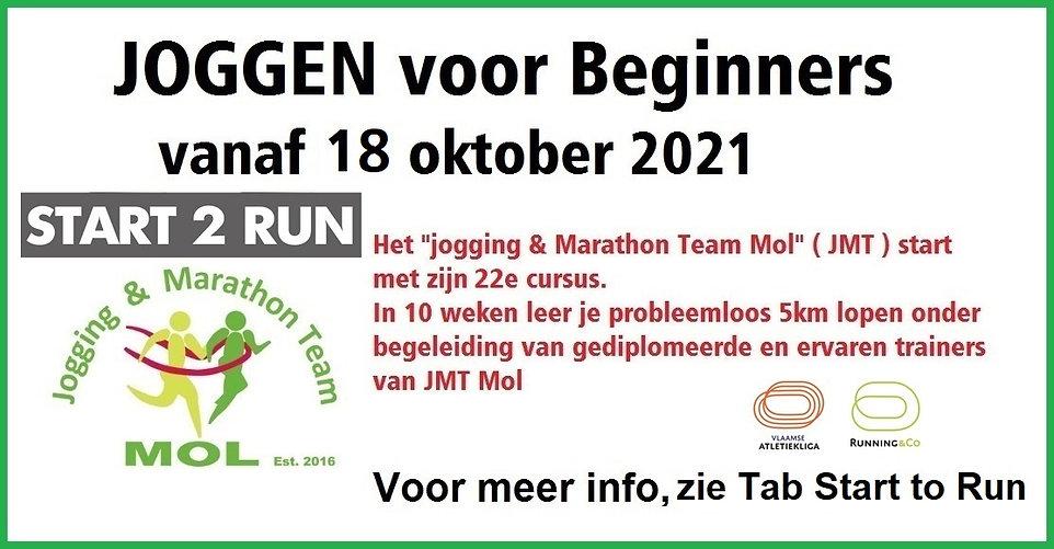 Start 2 run 2021