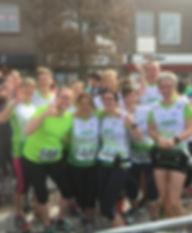 Jogging Marathon running club in Mol Evenementen