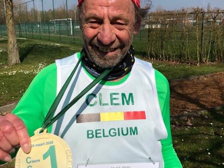Clems Corona Marathon (Balen) - 149