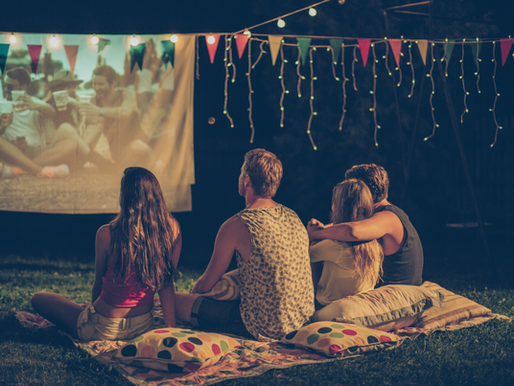 July 31, movie night is back on!